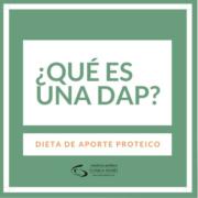 Dieta de aporte proteico en Coruna