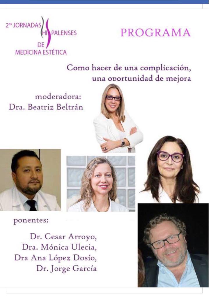 II Jornadas Hispalenses de Medicina Estética, Sevilla, 27 y 28 de Abril
