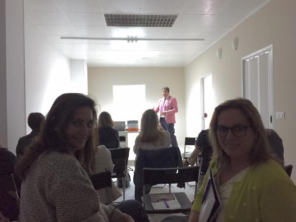 Presentación de Profhilo 21 de septiembre, Santiago de Compostela